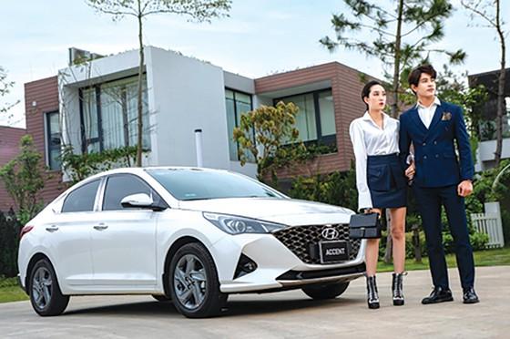 TC Motor công bố kết quả bán hàng Hyundai tháng 6-2021 ảnh 1
