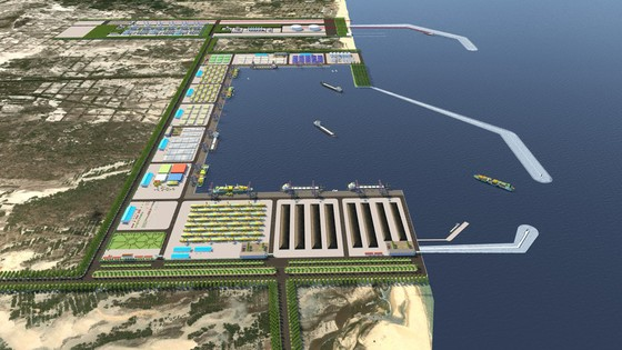 Quảng Trị trao quyết định chủ trương đầu tư dự án Trung tâm điện khí LNG Hải Lăng trị giá 2,3 tỷ USD ảnh 5