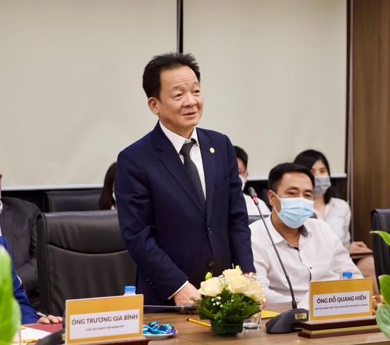 Quảng Trị trao quyết định chủ trương đầu tư dự án Trung tâm điện khí LNG Hải Lăng trị giá 2,3 tỷ USD ảnh 4