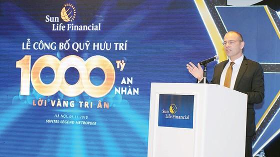 Sun Life Việt Nam tri ân khách hàng tham gia Quỹ hưu trí tự nguyện ảnh 1