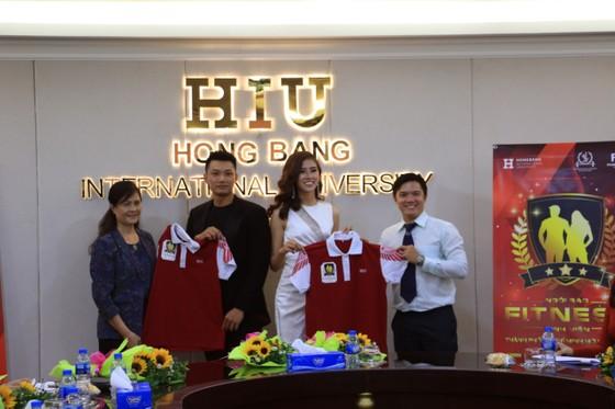 """Đại học Quốc tế Hồng Bàng đăng cai cuộc thi """"Ngôi sao Fitness sinh viên TPHCM mở rộng 2019"""" ảnh 2"""