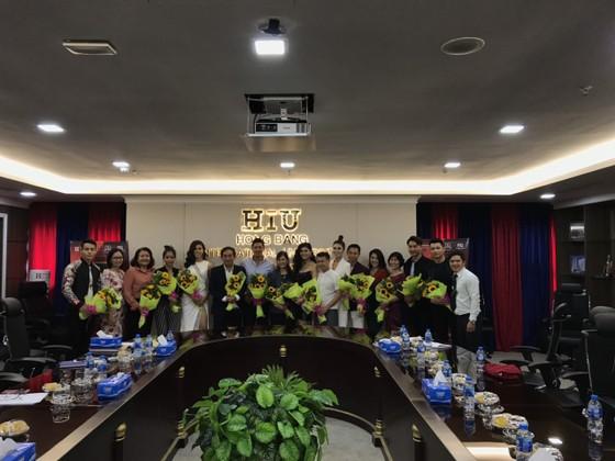 """Đại học Quốc tế Hồng Bàng đăng cai cuộc thi """"Ngôi sao Fitness sinh viên TPHCM mở rộng 2019"""" ảnh 1"""
