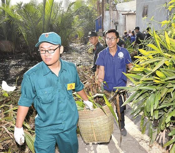 Tình nguyện vì môi trường ảnh 2