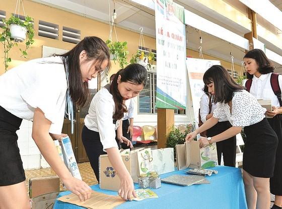 Tình nguyện vì môi trường ảnh 6