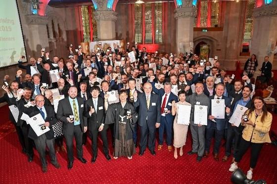 Sabeco khẳng định chất lượng quốc tế với giải vàng International Brewing Awards 2019 ảnh 2