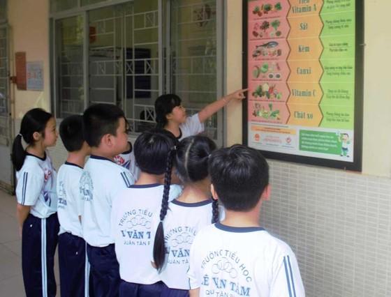 Triển khai thực đơn cân bằng dinh dưỡng ở Thái Bình ảnh 2