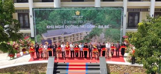 Saigontourist khai trương khu nghỉ dưỡng Sài Gòn – Ba Bể ảnh 1