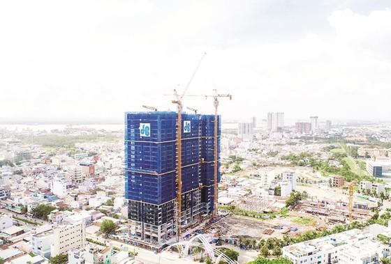 Tòa tháp S1 dự án SunShine City Sài Gòn do Công ty CP  Tập đoàn Xây dựng Hòa Bình thi công vượt tiến độ 35 ngày ảnh 4
