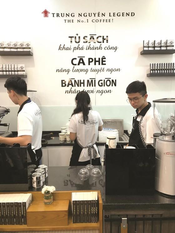 Trung Nguyên Legend ra mắt hệ thống cửa hàng E-Coffee ảnh 1