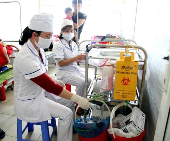 Giảm thiểu chất thải nhựa trong y tế ảnh 1