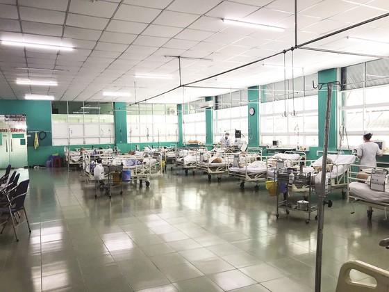 Bệnh viện quận Bình Tân xây dựng khu cấp cứu Nhi ảnh 2