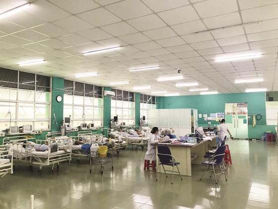 Bệnh viện quận Bình Tân xây dựng khu cấp cứu Nhi ảnh 3