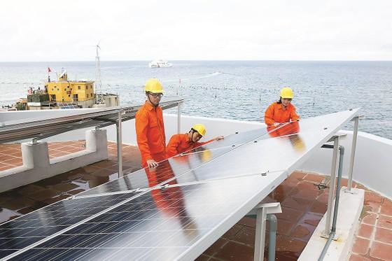 Tổng công ty Điện lực miền Nam (EVNSPC): Tăng cường phát triển năng lượng điện tái tạo ảnh 1