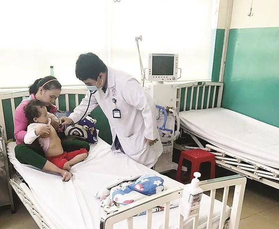Bệnh viện quận Bình Tân xây dựng khu cấp cứu Nhi ảnh 1
