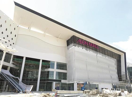 Tiến độ dự án Aeon Mall Hà Đông: Hoàn thiện hạng mục quan trọng Big Canopy ảnh 1