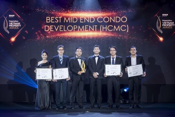 Gotec Land nhận cú đúp giải thưởng tại Vietnam Property Awards 2019 ảnh 1
