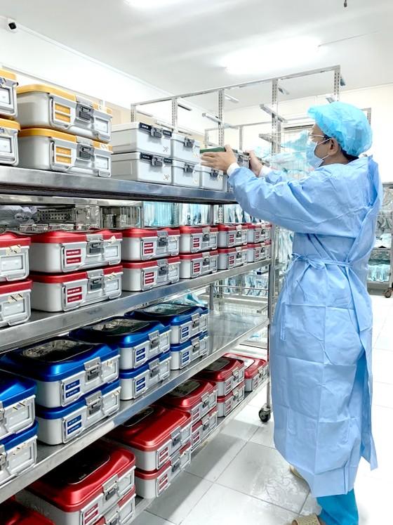 Gánh nặng nhiễm khuẩn bệnh viện ảnh 1