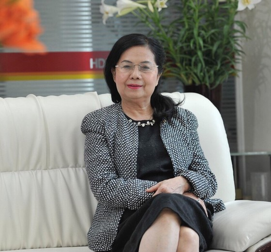 Nữ doanh nhân Việt: Dịu dàng, táo bạo, thông minh và có tầm  ảnh 2