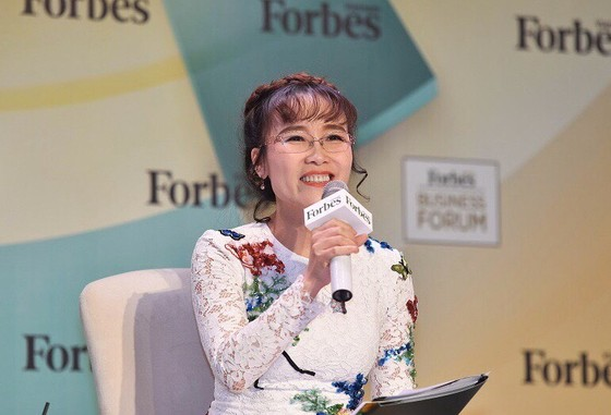Nữ doanh nhân Việt: Dịu dàng, táo bạo, thông minh và có tầm  ảnh 4
