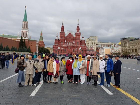 Saigontourist góp phần thúc đẩy phát triển du lịch Việt Nam - Nga và TPHCM - Saint Petersburg  ảnh 1