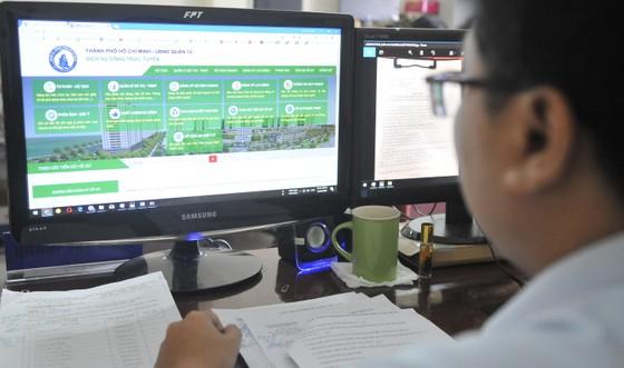 Tăng tốc xây dựng Chính phủ điện tử và đô thị thông minh ảnh 1