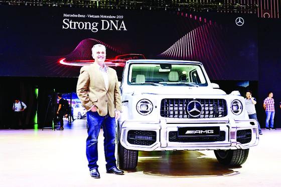 Mercedes-Benz tại Triển lãm Ô tô Việt Nam 2019: Strong DNA - Chất Mercedes tinh túy ảnh 1