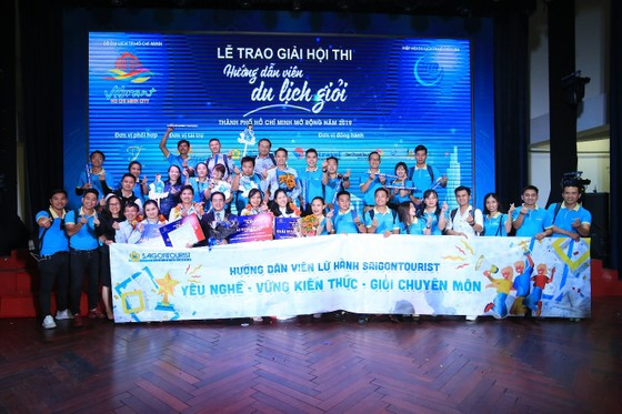 Lữ hành Saigontourist, ngôi nhà của các thế hệ hướng dẫn viên giỏi  ảnh 1