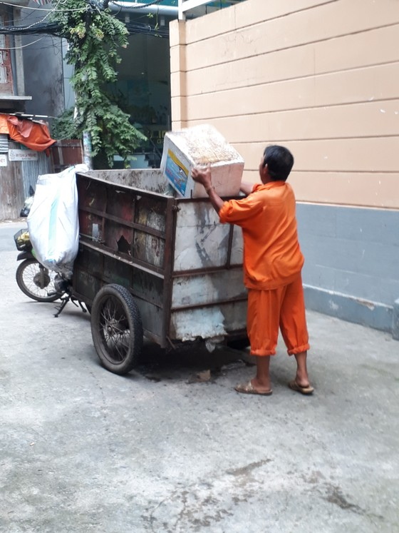 Gỡ vướng trong việc phân loại rác ảnh 1