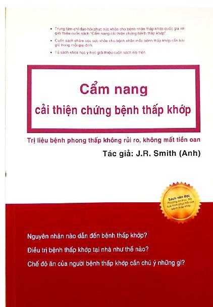 Tặng sách miễn phí: Bệnh xương khớp lâu năm, cách chữa đơn giản, chống tái phát ảnh 1