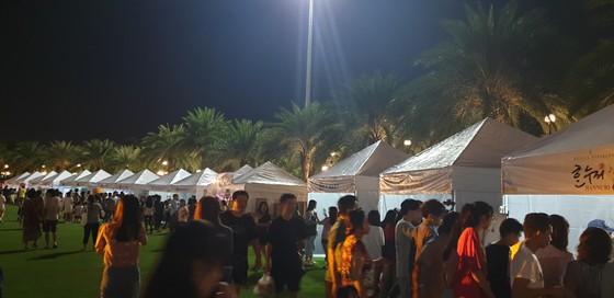 Đông đảo người dân tham dự Lễ hội 'Trái tim yêu thương' lần 4 tại TPHCM ảnh 1