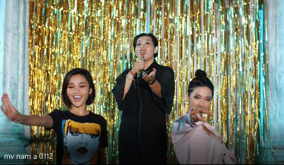 Sản phẩm ngân hàng được thí sinh Miss Universe Việt Nam 2019 tung thành MV ảnh 2