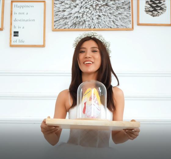 Sản phẩm ngân hàng được thí sinh Miss Universe Việt Nam 2019 tung thành MV ảnh 5