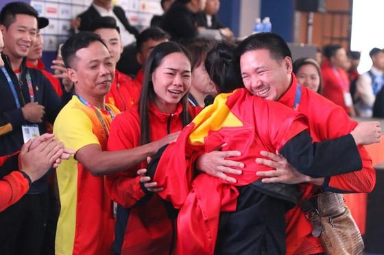 Đoạt HCV SEA Games, Trần Thị Thêm hoàn tất bộ sưu tập hoàn hảo ảnh 1