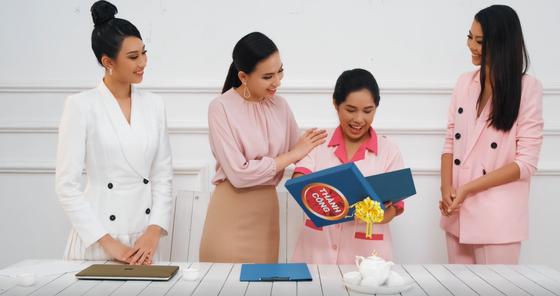 Sản phẩm ngân hàng được thí sinh Miss Universe Việt Nam 2019 tung thành MV ảnh 4
