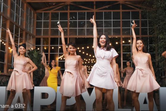 Sản phẩm ngân hàng được thí sinh Miss Universe Việt Nam 2019 tung thành MV ảnh 3