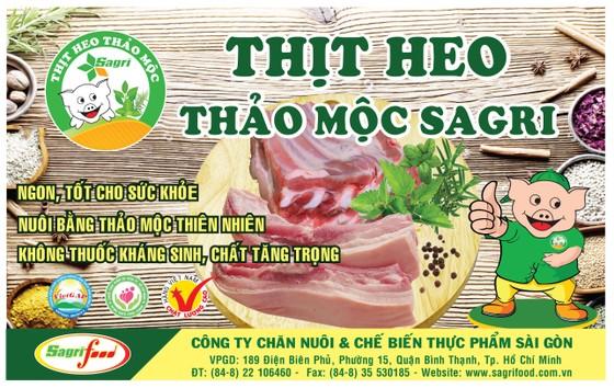 Sử dụng thịt heo thảo mộc Sagri để bảo vệ sức khỏe gia đình bạn ảnh 1