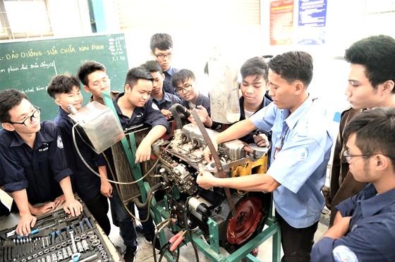 Đào tạo nghề trong cách mạng công nghiệp 4.0 ảnh 1