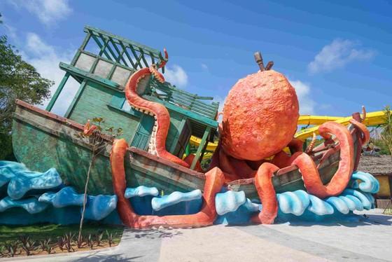 Khai trương công viên nước Aquatopia tại Phú Quốc ảnh 1