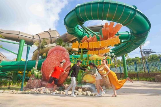 Khai trương công viên nước Aquatopia tại Phú Quốc ảnh 9