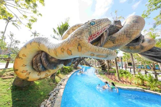 Khai trương công viên nước Aquatopia tại Phú Quốc ảnh 7