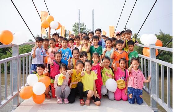 Masan Consumer đồng hành cùng chương trình 'Kiến tạo nhịp cầu' khánh thành cầu Khang Phúc ảnh 2