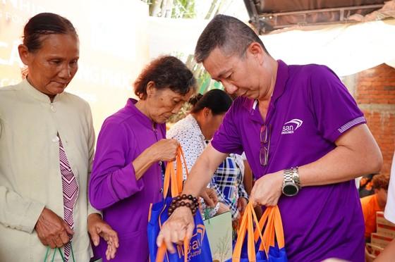 Masan Consumer đồng hành cùng chương trình 'Kiến tạo nhịp cầu' khánh thành cầu Khang Phúc ảnh 4