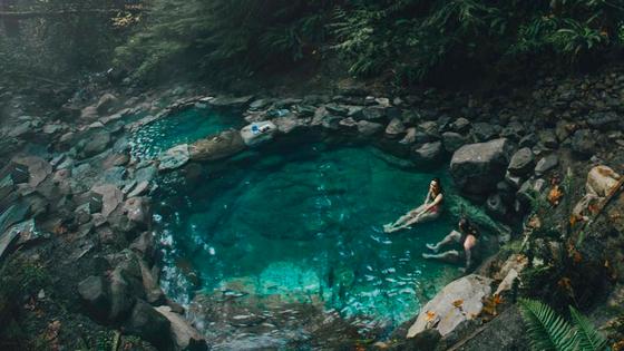 Mở cửa hoạt động Thế giới khoáng nóng Minera hot springs Binh Chau   ảnh 1