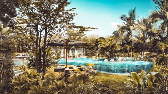 Mở cửa hoạt động Thế giới khoáng nóng Minera hot springs Binh Chau   ảnh 2