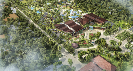 Mở cửa hoạt động Thế giới khoáng nóng Minera hot springs Binh Chau   ảnh 4