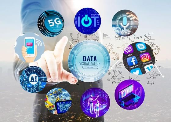 10 lĩnh vực công nghệ đang là xu hướng chính trong nền kinh tế số