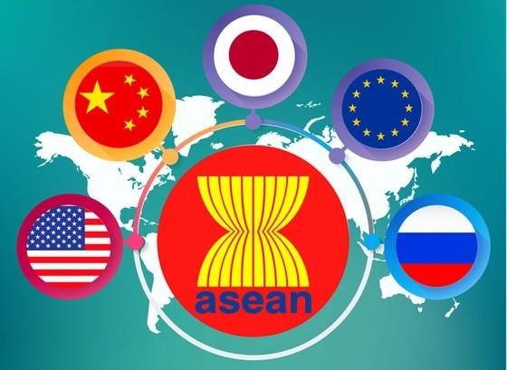 ASEAN trong sách lược các cường quốc ảnh 1