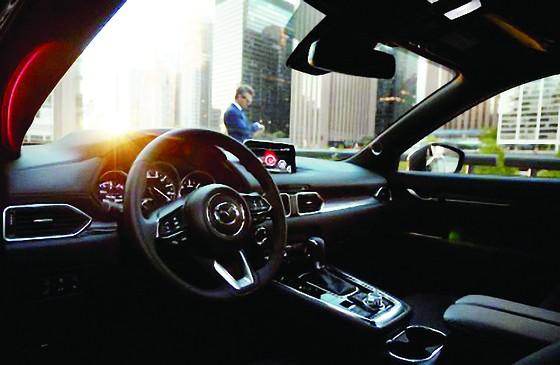 MAZDA CX - 8 Deluxe - Lựa chọn SUV 7 chỗ dưới 1,1 tỷ đồng ảnh 1