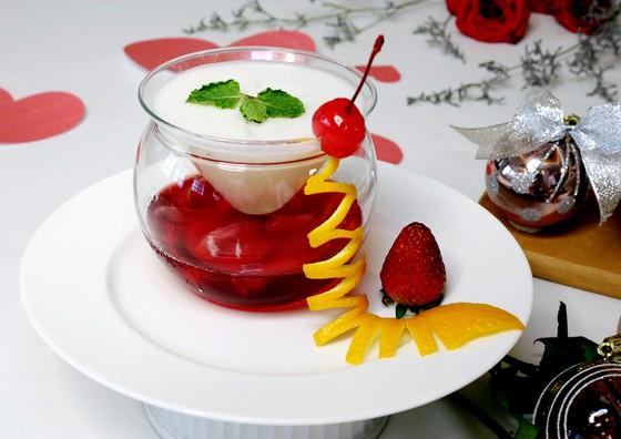 Địa chỉ ẩm thực 'Valentine day 2020' tại Saigontourist Group ảnh 2