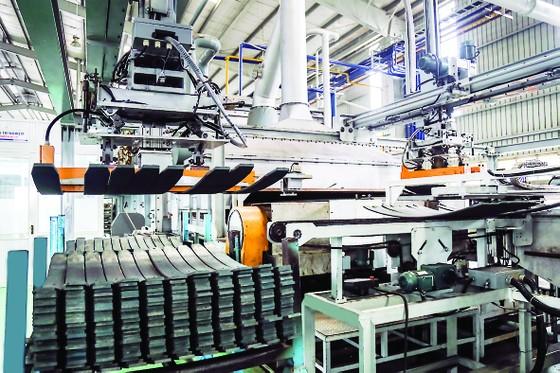 Thaco đẩy mạnh xuất khẩu nhíp ô tô  ảnh 1